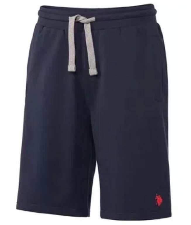 2er Pack U.S. Polo Assn. Herren Sweat-Bermudas (versch. Farben) für 23,94€ inkl. Versand (statt 40€)