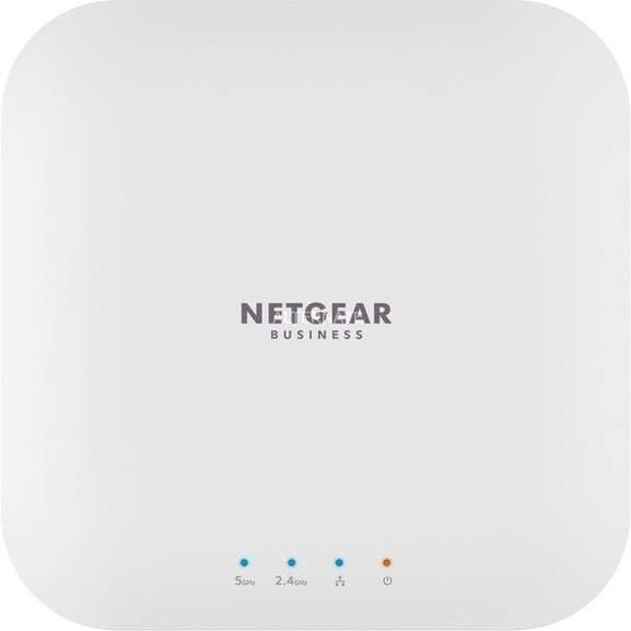 Netgear Access Point WAX214 (AX1800, Dual-Band, WiFi 6, PoE) für 80,90€ inkl. Versand (statt 96€)