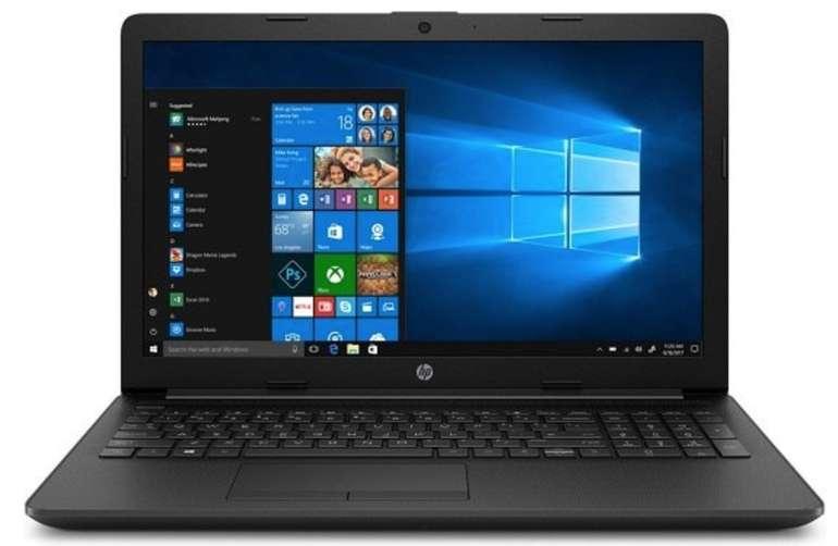 "HP 15-db1324ng - 15,6"" Notebook (Ryzen5, 12GB RAM, 1TB HDD, 128GB SSD) für 469€"