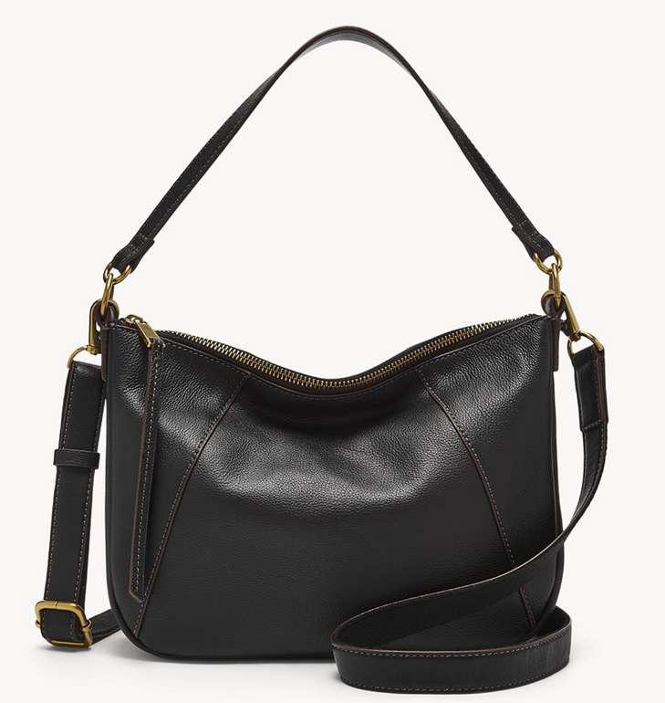 Fossil Damen Tasche Skylar Crossbody in Schwarz für 71,60€ inkl. Versand (statt 136€)