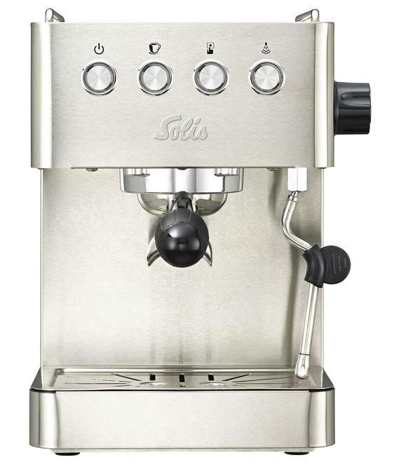 Solis 980.03 Barista Gran Gusto Kaffeemaschine aus Edelstahl für 289€ inkl. Versand (statt 343€)