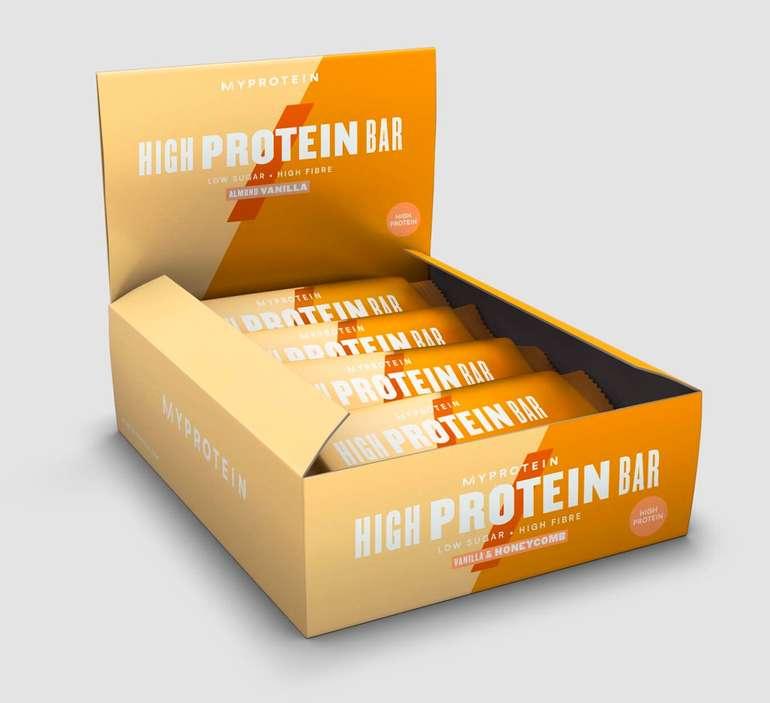 MyProtein Lagerverkauf:  z.B. 12x 80g High Protein Bar + 12x 50g Lean Brownie + 12x 75g Protein Cookie + 400ml Pro Slim Shaker für 38,02€