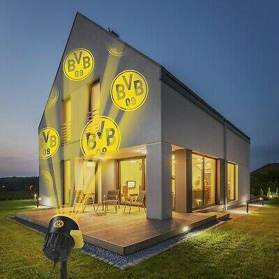 Borussia Dortmund LED Motiv Projektor für 22,09€ inkl. Versand