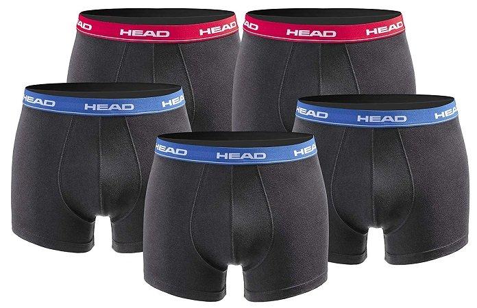 10er Pack Head Boxershorts in verschiedenen Farben je 28,49€…