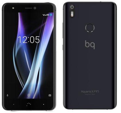 "BQ Aquaris X Pro 5,2"" Smartphone mit 64GB für 229€ inkl. Versand"