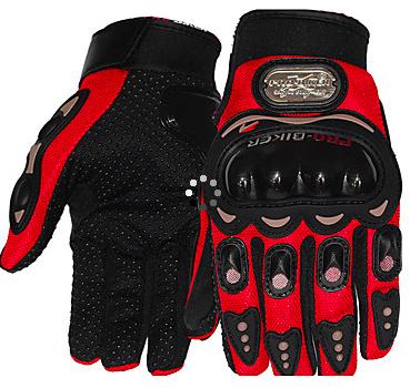 Biker Pro Handschuhe für's Motorrad, Fahrrad und Co. nur 5,01€ (statt 9€)