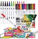 Joseko Art Marker (12 Farben, Wasserbasierte Farbe) für 7,14€ inkl. Prime Versand (statt 11€)