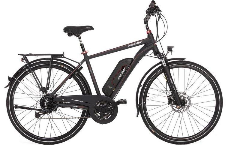 Fischer E-Bike ETH 1822 mit 24er Shimano Schaltwerk und 250W Heckmotor für 1359,10€