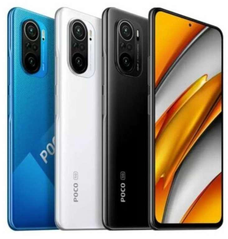 Xiaomi Poco F3 - 6,67 Zoll 5G Smartphone mit AMOLED-Display & 256GB Speicher für 296,10€ (statt 312€) - Saturn Card!