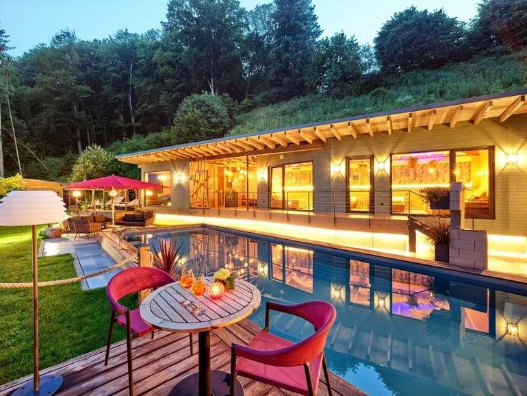Rheinland-Pfalz: 2 ÜN im 4* Hotel St. Erasmus mit Halbpension & Welcome Drink ab 179€ pro Person