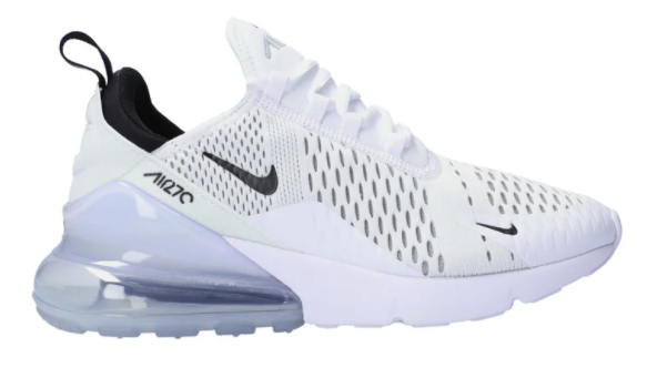 Nike Air Max 270 Sneaker Weiss F100 für 93,41€ inkl. Versand (statt 140€)