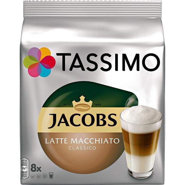 Verschiedene Tassimo-Sorten für je 3,69€ (bei Filiallieferung)