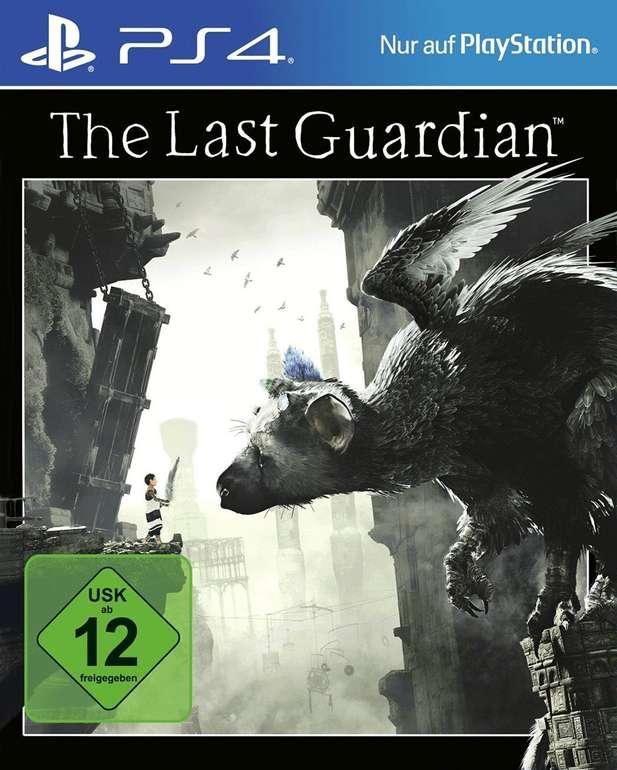 The Last Guardian (PS4) für 15€ (Abholung)