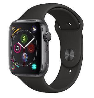 Apple Watch Series 4 GPS 44mm Aluminiumgehäuse für 389,70€ inkl. VSK