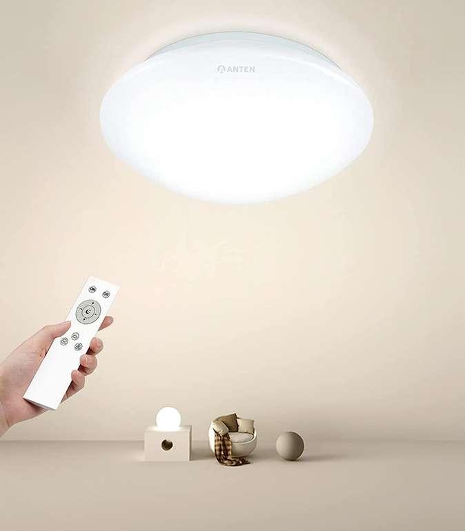 Anten 24W LED Deckenleuchten ab 9,99€ inkl. Prime Versand (statt 20€)