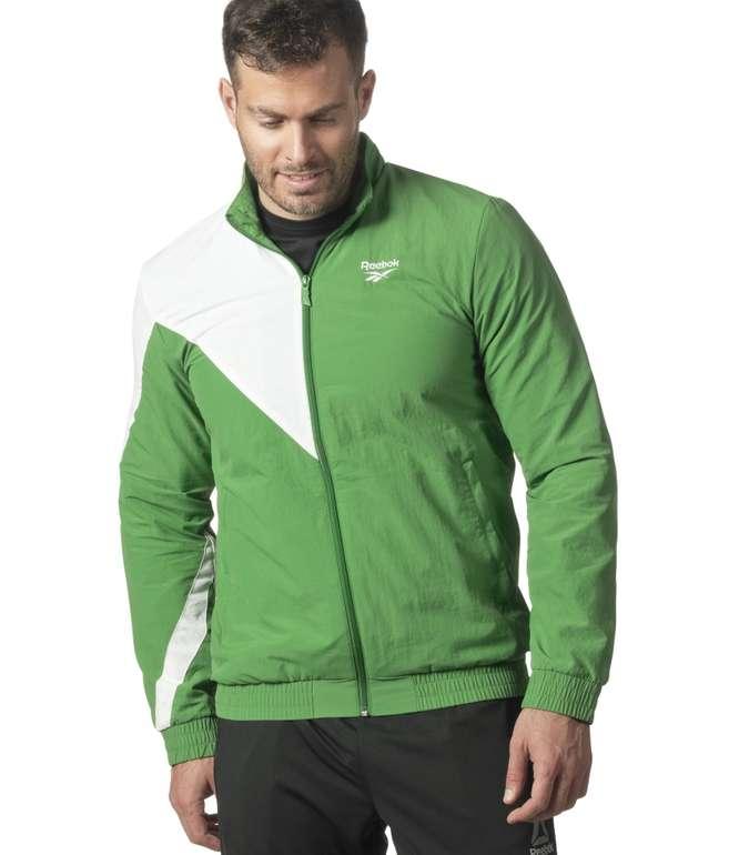 Reebok Classics Vector Herren Trainingsjacke für 27,99€ inkl. Versand (statt 40€)