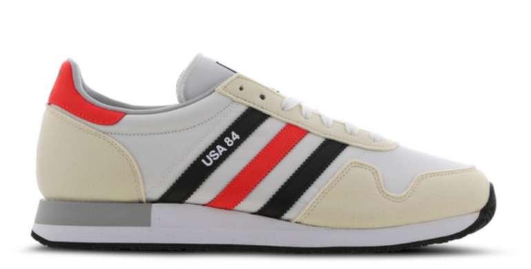 adidas USA 84 Herren Sneaker in Beige für 49,99€ inkl. Versand (statt 71€)
