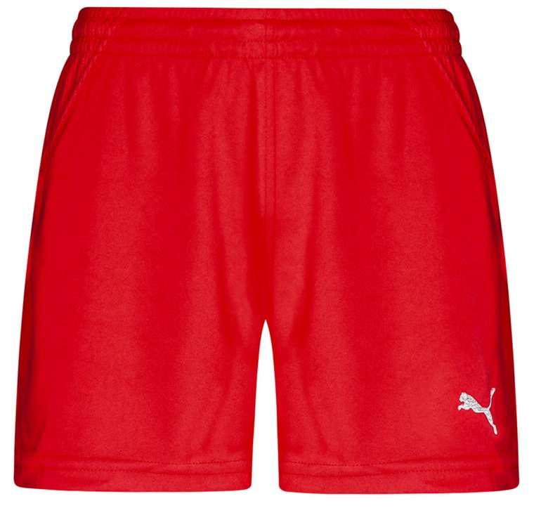 Schnell: Puma PowerCat 1.10 Damen Handball Shorts (701077-01) für 4,99€ zzgl. Versand (statt 14€)
