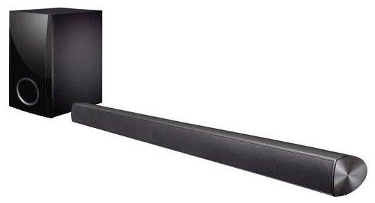 LG DSH3 2.1 Soundbar mit Bluetooth Subwoofer für 84,15€ (statt 94€)