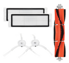 Xiaomi Vacuum Robot Ersatzteile (Hauptbürste + 2 Filter + 2 Seitenbürsten) 8,19€