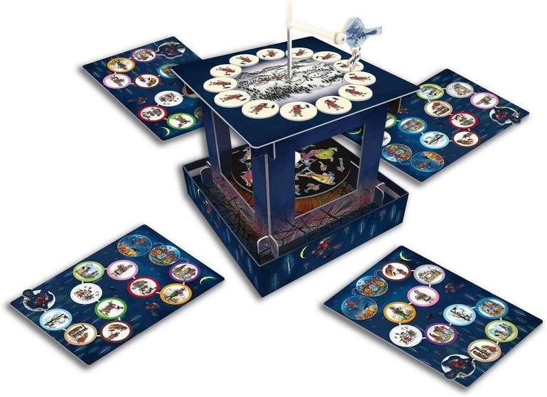 Huch! Die kleine Hexe - Das verdrehte Memospiel Brettspiel für 9,25€ inkl. VSK