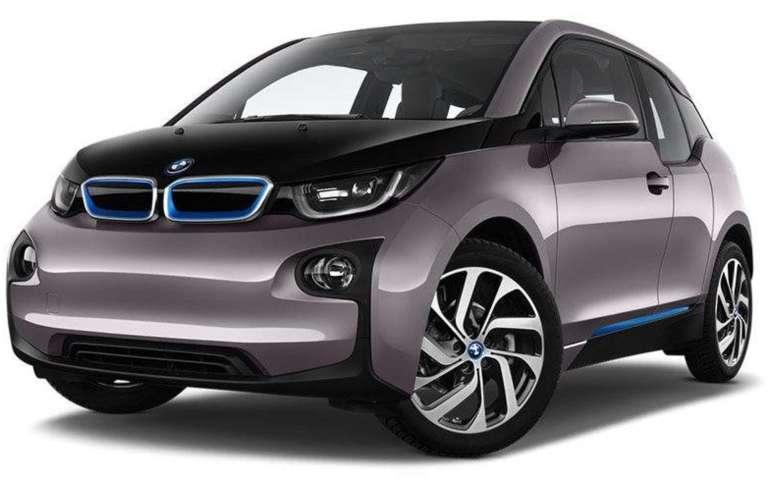 Privat Leasing: BMW i3 Elektro mit 184PS (konfigurierbar) für 157€ monatlich (Überführung: 654€, BAFA, LF: 0,4)