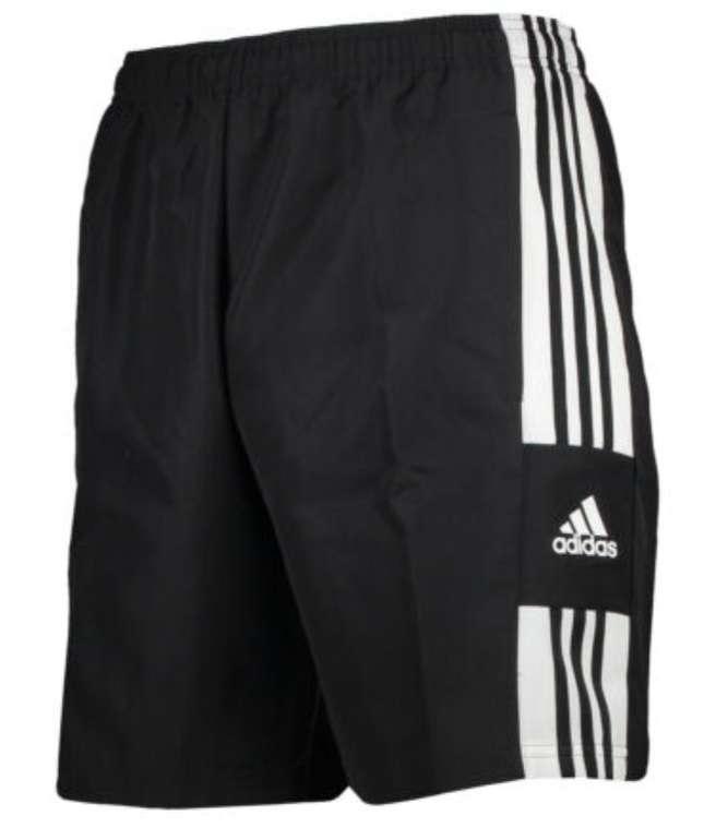 Adidas Squadra 21 Shorts in schwarz für 14,41€inkl. Versand (statt 18€)