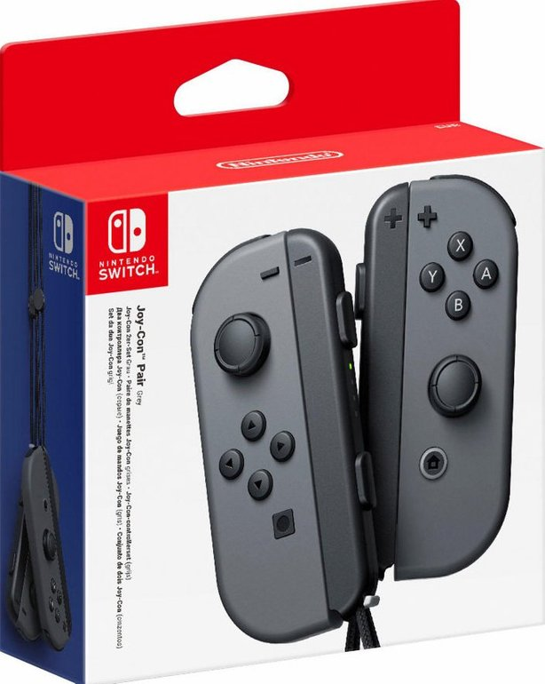 2er Set Nintendo Switch Joy-Con Controller ab 61,99€ (Vergleich: 76€)