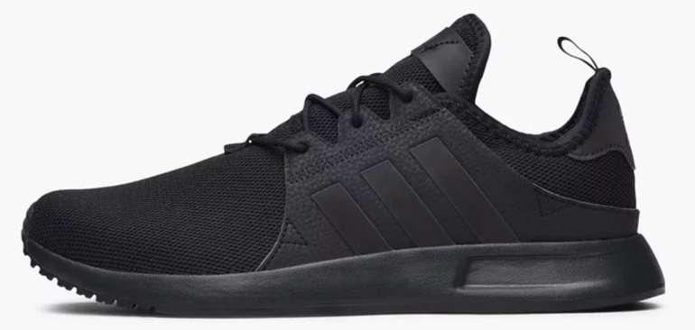 Adidas X_PLR Unisex Sneaker im Core Black Colourway für 49,90€ inkl. Versand (statt 59€)