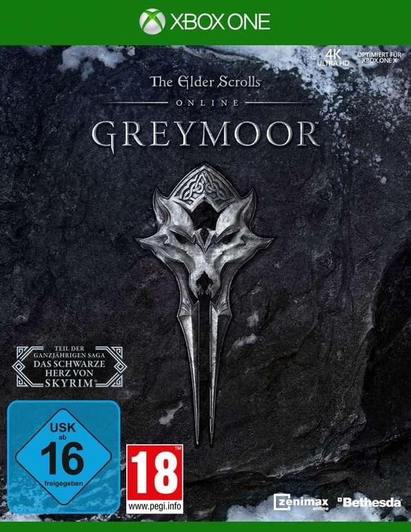 The Elder Scrolls Online Greymoor (Xbox One, PS4, PC) für 17,94€ inkl. Versand (statt 35€)
