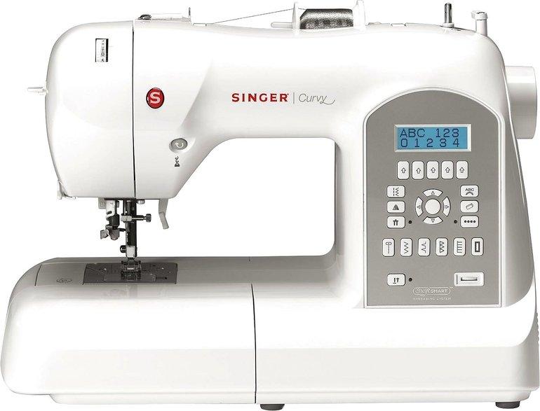 Singer Curvy 8770 Computer-Nähmaschine für 213,21€ inkl. Versand