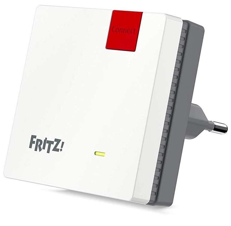 AVM FRITZ! Wlan Mesh Repeater 600 (WLAN N bis zu 600 MBit/s - 2,4 GHz) für 33,15€ inkl. Versand