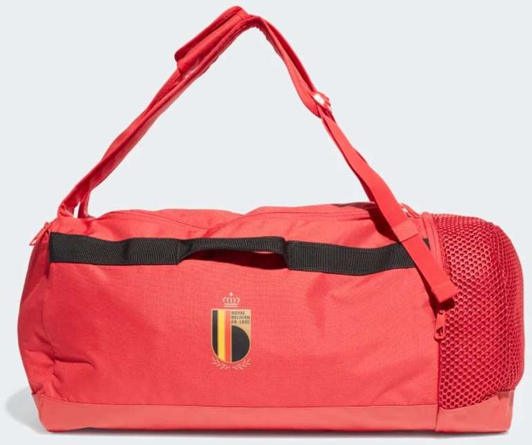 Adidas Belgien Duffelbag (56 cm x 28 cm x 28 cm) für 19,12€ inkl. Versand (statt 45€) - Creators Club!