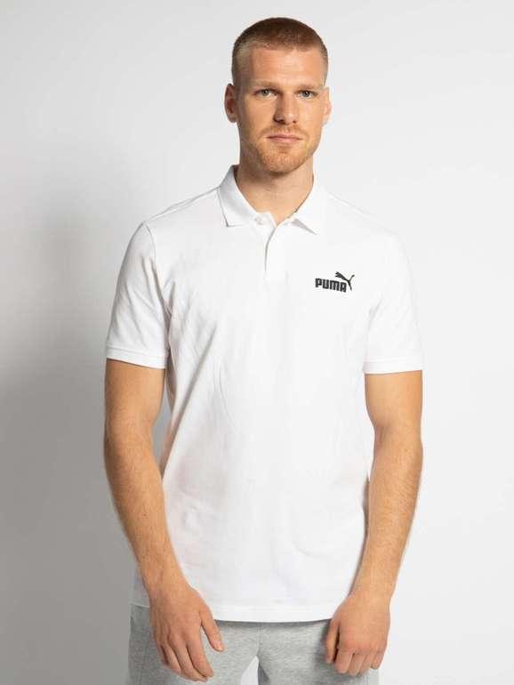 """Puma Herren Poloshirt """"ESS Pique Polo"""" für je 13,79€ (statt 25€) - MBW: 39,90€)"""