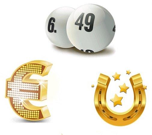 """Lottoland Glücks-Kombo: 3 Felder 6 aus 49 + 3 Felder EuroJackpot + 20 Rubbellose """"Glücksbringer"""" für 1,99€ (Neukunden!)"""