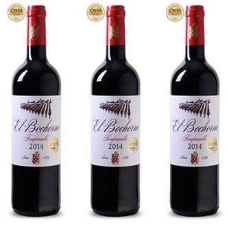 12 Flaschen El Bochorno Tempranillo Rioja Rotwein für 39,99€ inkl. Versand