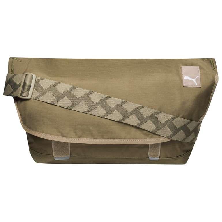 Puma Traction Messenger Tasche (30 x 46 x 15cm) für nur 13,94€ (statt 19€)