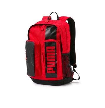 Puma Rucksack 'Deck II' mit 23 Liter in rot für 12,35€ inkl. Versand (statt 19€)