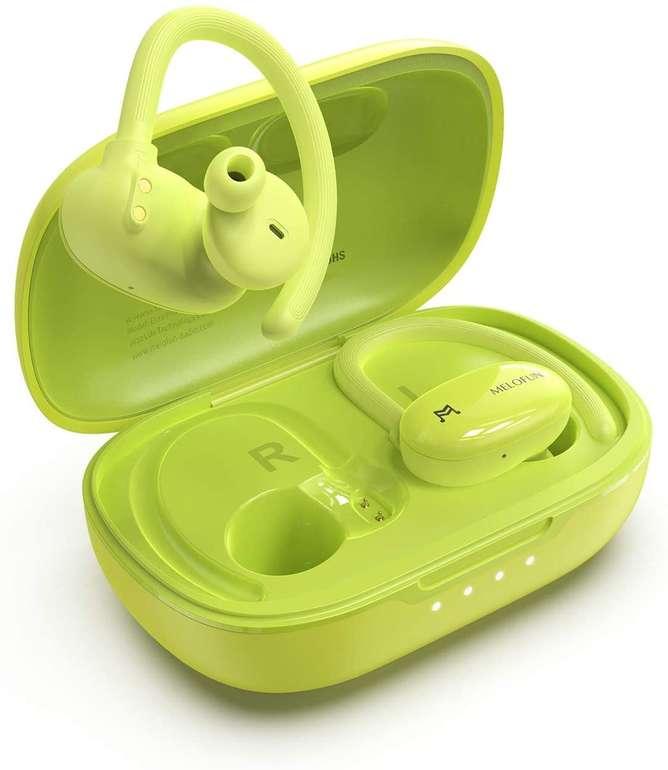 BTwear Melofun Elite Pro Bluetooth Kopfhörer mit Bügel & Ladecase für 33,93€ inkl. Versand (statt 38€)