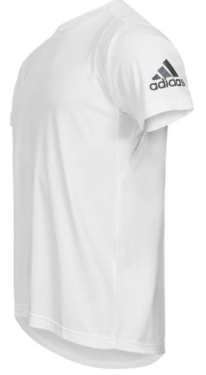 adidas FreeLift Climachill Tee Herren Fitness Shirt in Weiß für 17,94€inkl. Versand (statt 25€)