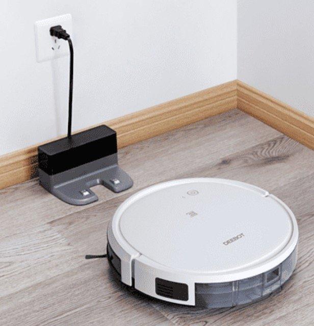 Ecovacs Deebot 501 Staubsaugerroboter für 99€ inkl. Versand (statt 130€)