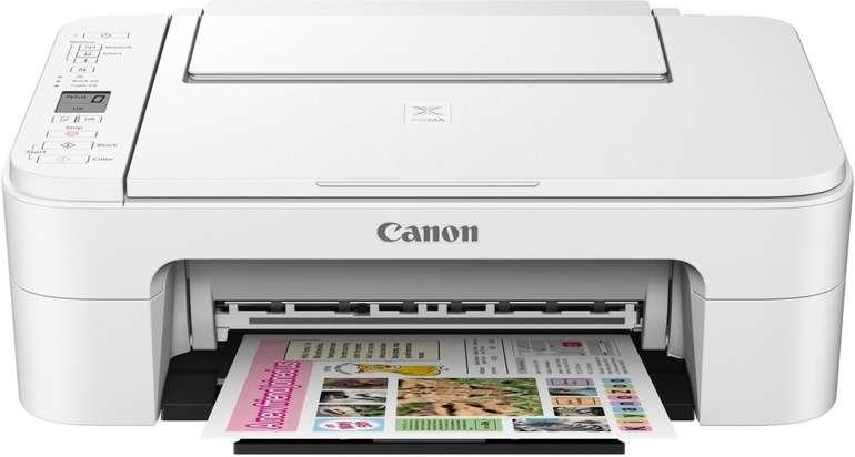 Canon Pixma TS3150/TS3151 Multifunktionsdrucker mit WLAN für 52,71€ inkl. Versand (statt 73€)