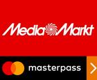 Masterpass-Aktion: 20€ bei Media Markt und Saturn sparen (MBW 100€)
