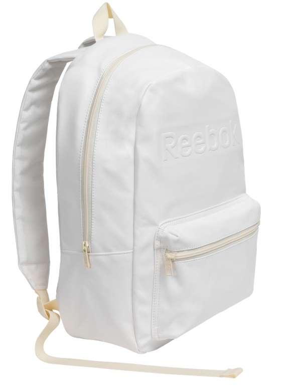 Reebok Decimas Rucksack in Weiß für 15,94€inkl. Versand (statt 23€)