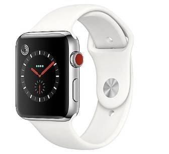 Apple Watch Series 3 42mm (GPS & LTE) + Aluminium für 333€ (statt 389€)