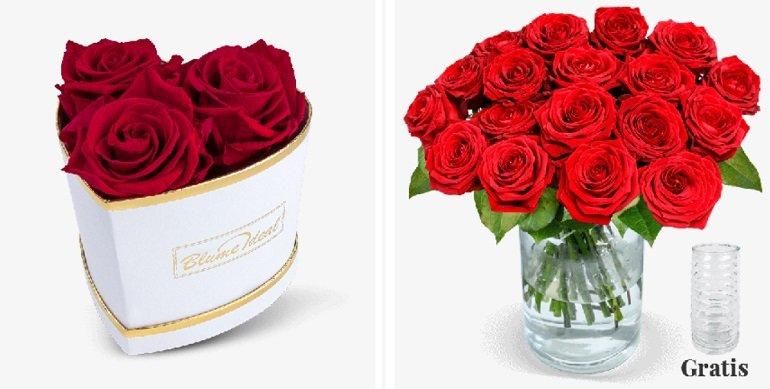 BlumeIdeal mit 20% auf alle Blumen zum Weltfrauentag 2