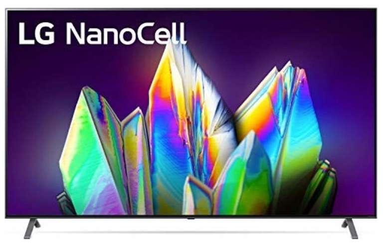 LG 75NANO999NA NanoCell LCD TV mit 75 Zoll (UHD 8K, SMART TV, webOS 5.0 mit LG ThinQ) für 2.579,05€
