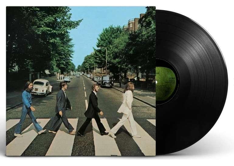 The Beatles - Abbey Road 50th Anniversary Vinyl für 21,24€ inkl. Versand (statt 28€)
