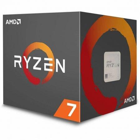 AMD Ryzen 7 2700 Boxed Prozessor (8x 3,2 GHz) für 188,79€ inkl. Versand