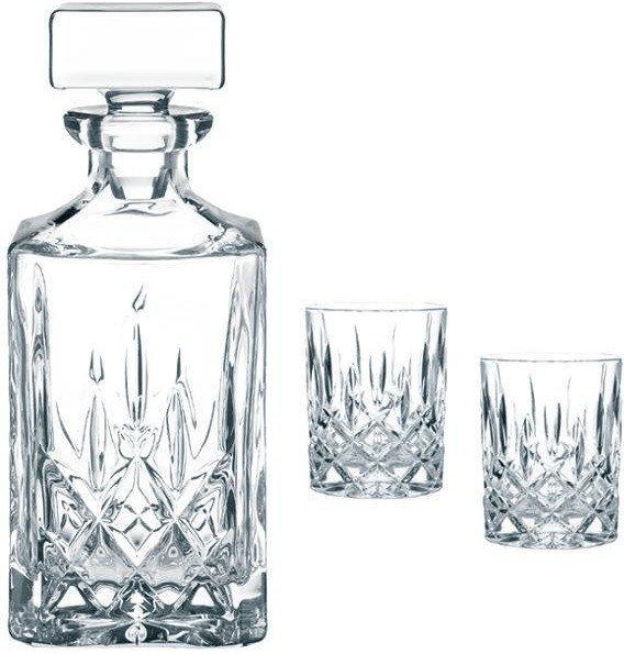"""Nachtmann - 3-teiliges Whiskey-Set """"Noblesse"""" für 24,14€ inkl. Versand (statt 50€)  NL-Gutschein!"""